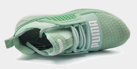 Puma Ignite Limitless Hi-Tech бирюзовые