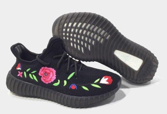 Фото Adidas Yeezy Boost 350 V2 by Kanye West (BlackRose) - 2